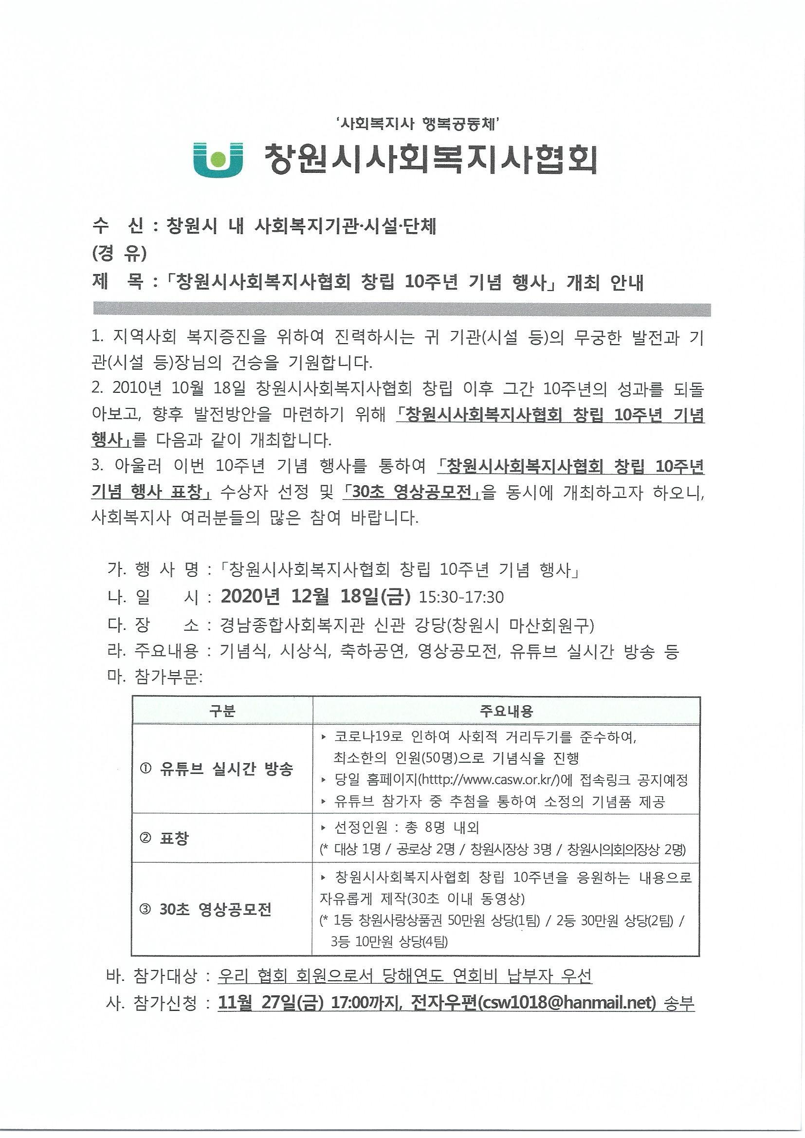 창원시사회복지사협회 창립 10주년 기념 행사 개최 안내_0001.jpg